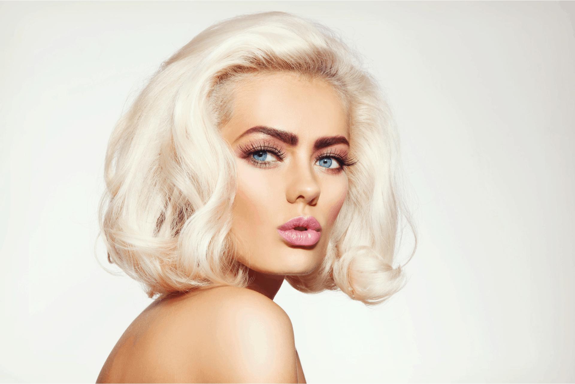 Best Blonde for Your Skin Tone - platinum blonde