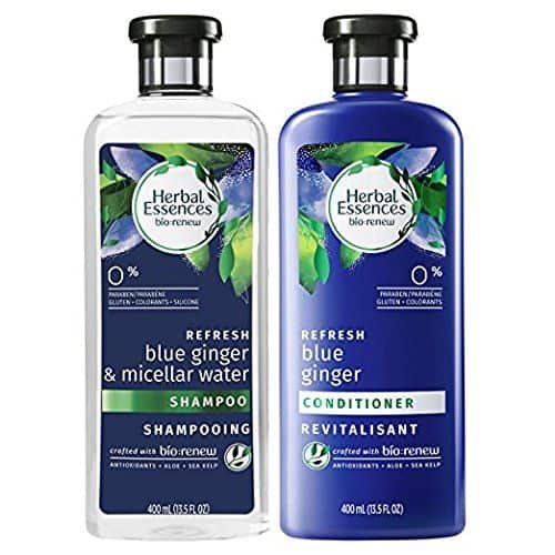 Herbal Essences BioRenew Micellar Water & Blue Ginger
