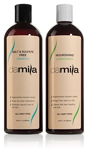 Damila Salt & Sulfate