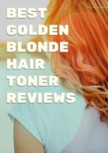 Best Golden Blonde Hair Toner