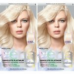 L'Oreal Paris Feria Permanent Hair Color, Extreme Platinum