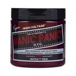 MANIC PANIC Semi-Permanent Color Cream, Infra Red