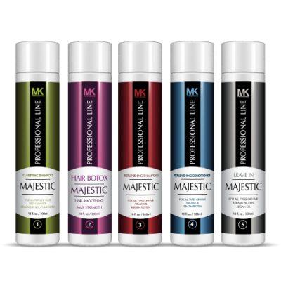 Majestic Keratin Complete Kit