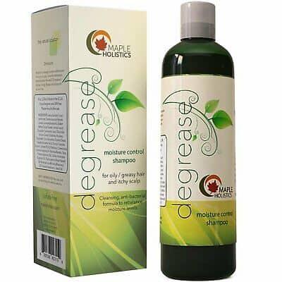 Maple Holistics Degrease Moisture Control 100% Natural Treatment
