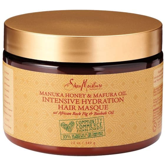 Sheamoisture Manuka Honey &Mafura Oil