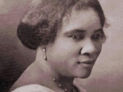 Madame C. J. Walker