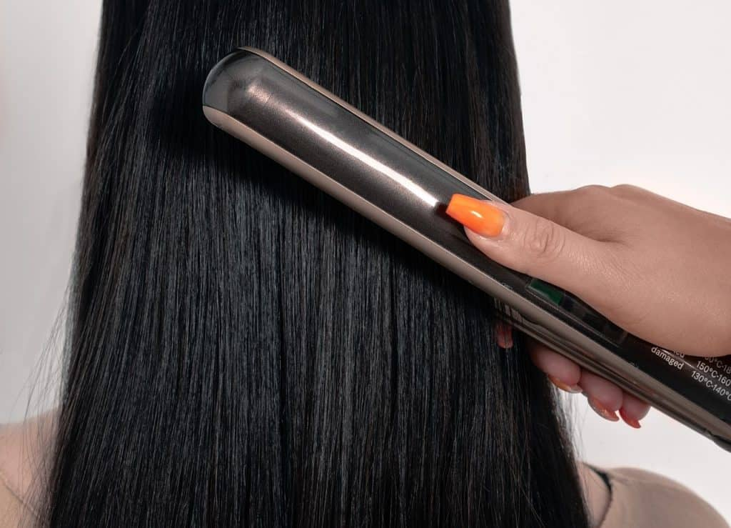 best flat iron for relaxed hair