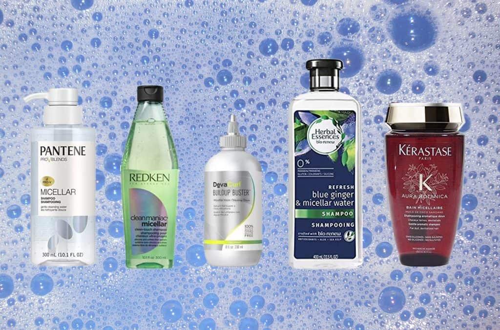 best micellar shampoo