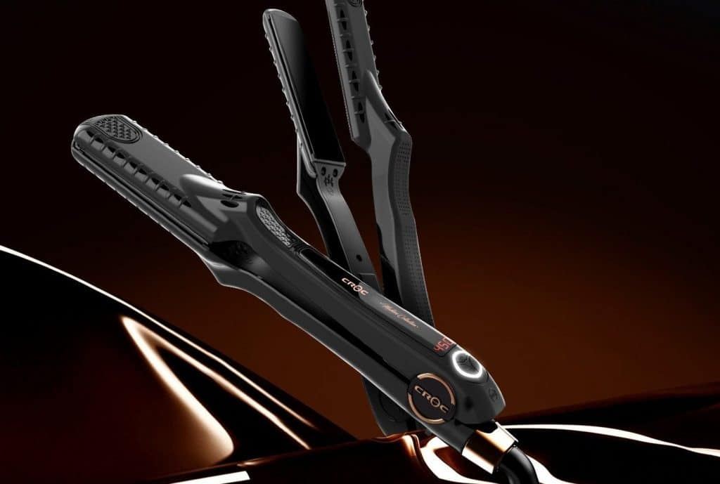 croc flat irons