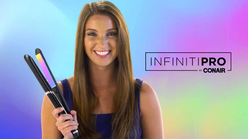 infinitipro by conair flat iron reviews