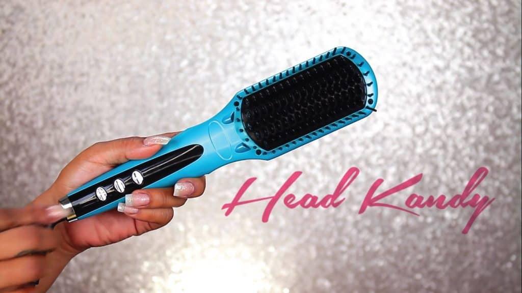 head kandy hair straightener review