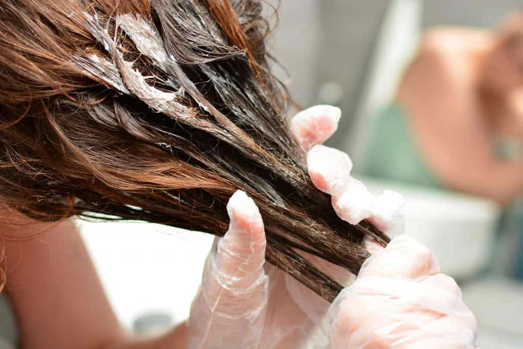 how to fix patchy hair dye